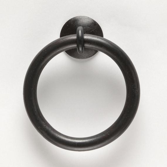 XL-dick Ring-Pull Schmiedeeisen Küchenschrank Hardware | Etsy