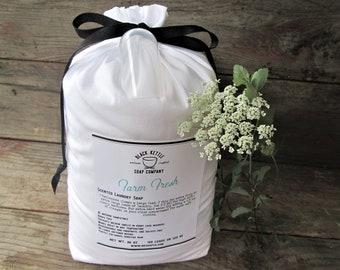 FARM FRESH - 5 # Cloth Bag Laundry Soap