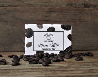 BLACK COFFEE Soap