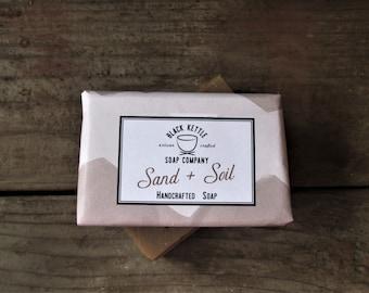 SAND + SOIL Pumice Soap
