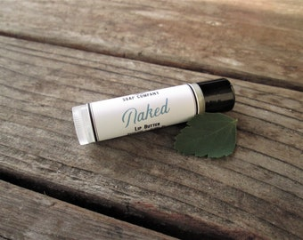 NAKED Unflavored  Lip Butter