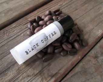 Lip Balm BLACK COFFEE Lip Butter ... Black Kettle