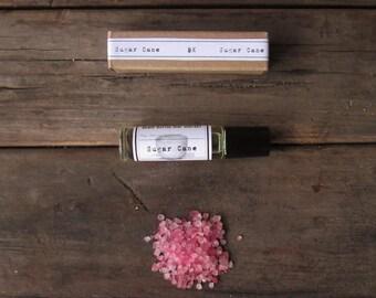 Perfume Oil SUGAR CANE Roll on Perfume