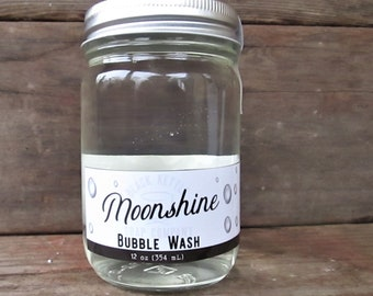 Body Wash MOONSHINE Bubble Bath ... Black Kettle
