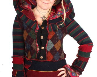 Katwise Hoodie Guide - Tutorial Ebook - Make your own Upcycled Sweater