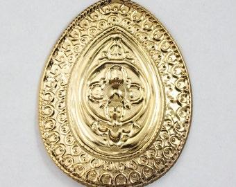 78x63mm G20160 Antique Bronze Pendant Antique Bronze Plated Pendant
