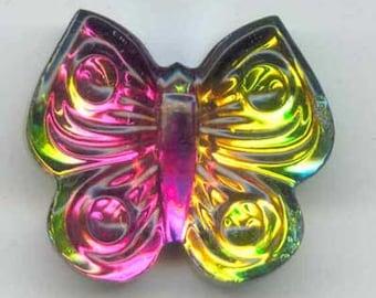 803e7bac65 20mm Vintage Swarovski Butterfly Pendant #X-Crystal 11-F