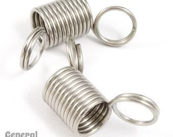 Silver Bead Keeper Rondelle With 3mm Hole 12 Antique Silver Plated Brass Bead Keeper Y067 H098 5.5x3mm Silicone And Brass