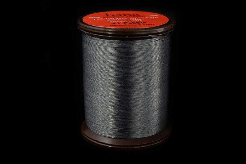 #HANA31 Size B Pebble Grey Hana Beading Thread 100 Meter