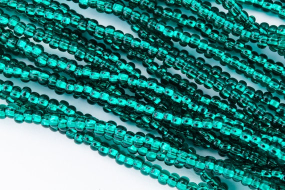 70grams 6//0 MATTE LIGHT OLIVINE AB SILVER LINED CZECH SEED BEADS