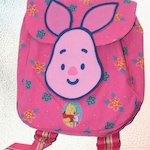Child's Piglet backpack