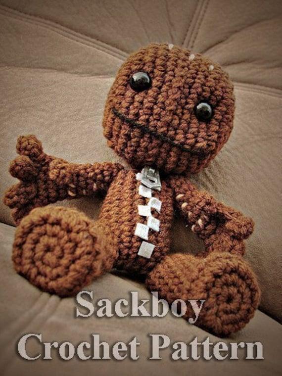 Sackboy Crochet Pattern