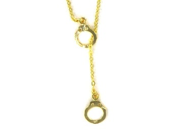 Nichoir bijoux - sautoir de menottes