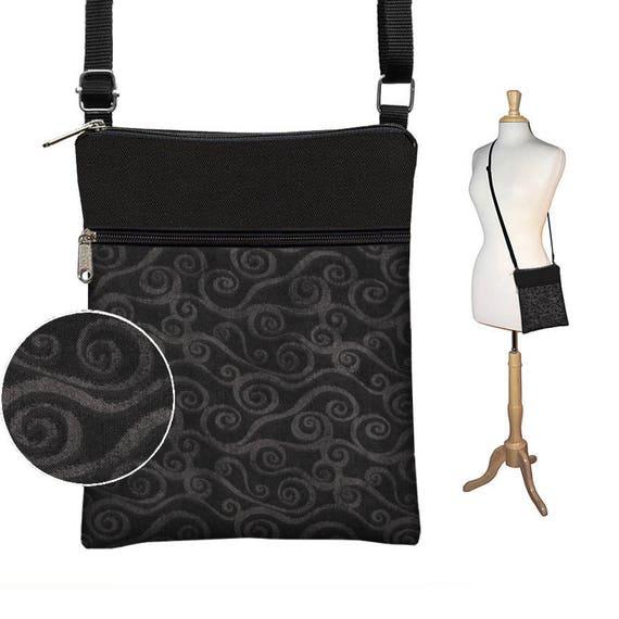 589399d4d442 Small Cross Body Purse Black Crossbody Bag Sling Shoulder Bag