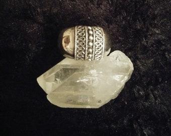 Shield Maiden *  Sterling Ring Sz. 10