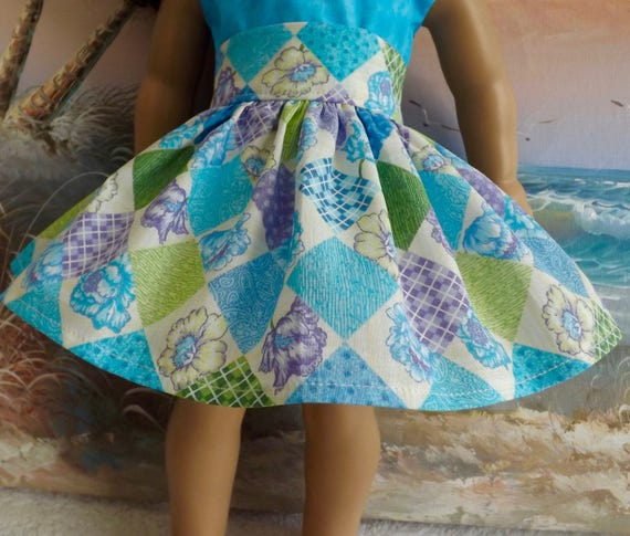 patchwork doll clothes