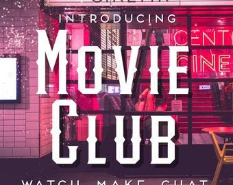 Pre-Order October Movie Club Jewelry Project-DIY Jewelry