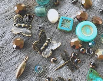Artisan Insect Kit= DIY Jewelry