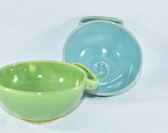 Handmade Pottery Ramen Bowls