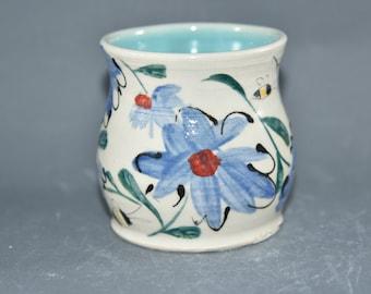 Save the Bees Wine Tumbler, Espresso Cup, Tea Mug