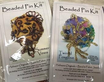 Beaded Pin Kits. free shipping