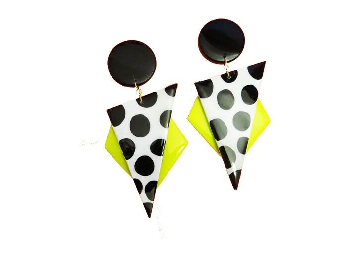 Neons & Polka Dots