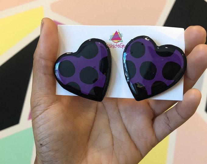 Purple PolkaDots