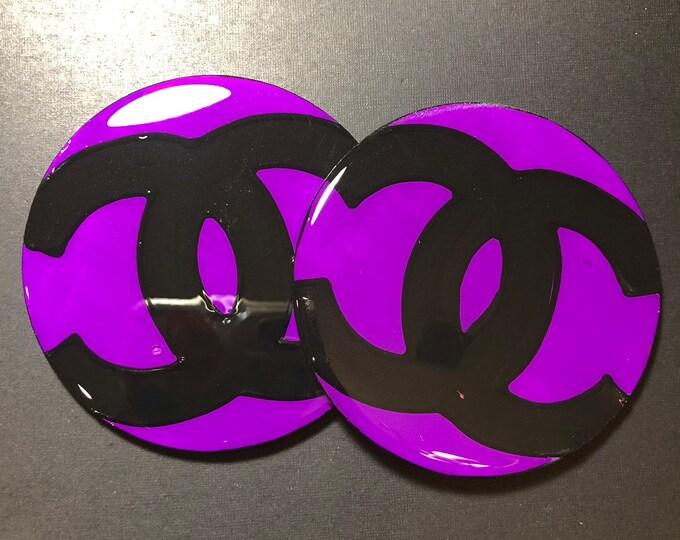 Faux Heaux (Neon Purple)