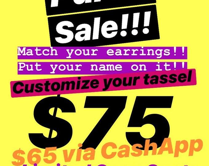 Custom Purse Sale