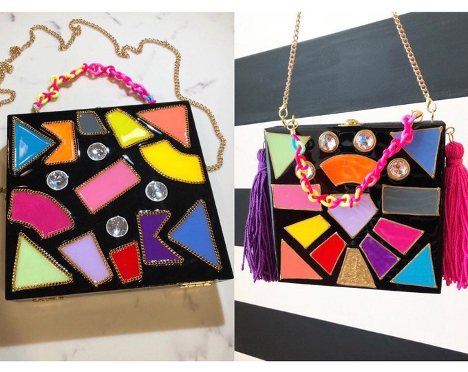 The Pallete Purse *CLEARANCE