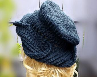 Crochet Pattern Hat Crochet Turban Video Tutorial, Crochet Hat Pattern Video Tutorial, Beanie Hat Pattern Turban Pattern, Samantha Hat