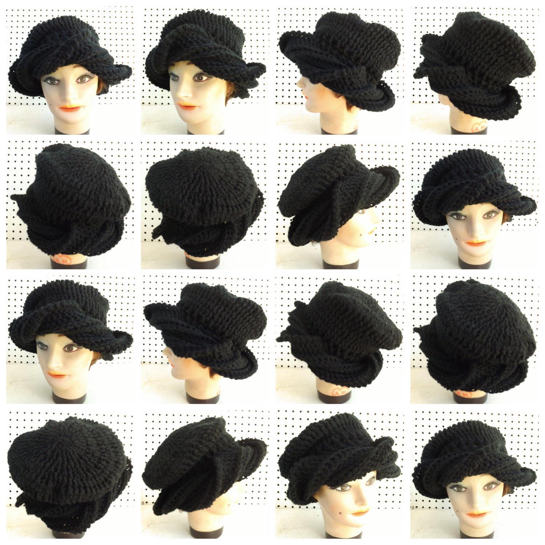 Crochet A New Hat Pattern Cancer Turban Headwrap Chemo Hat Etsy
