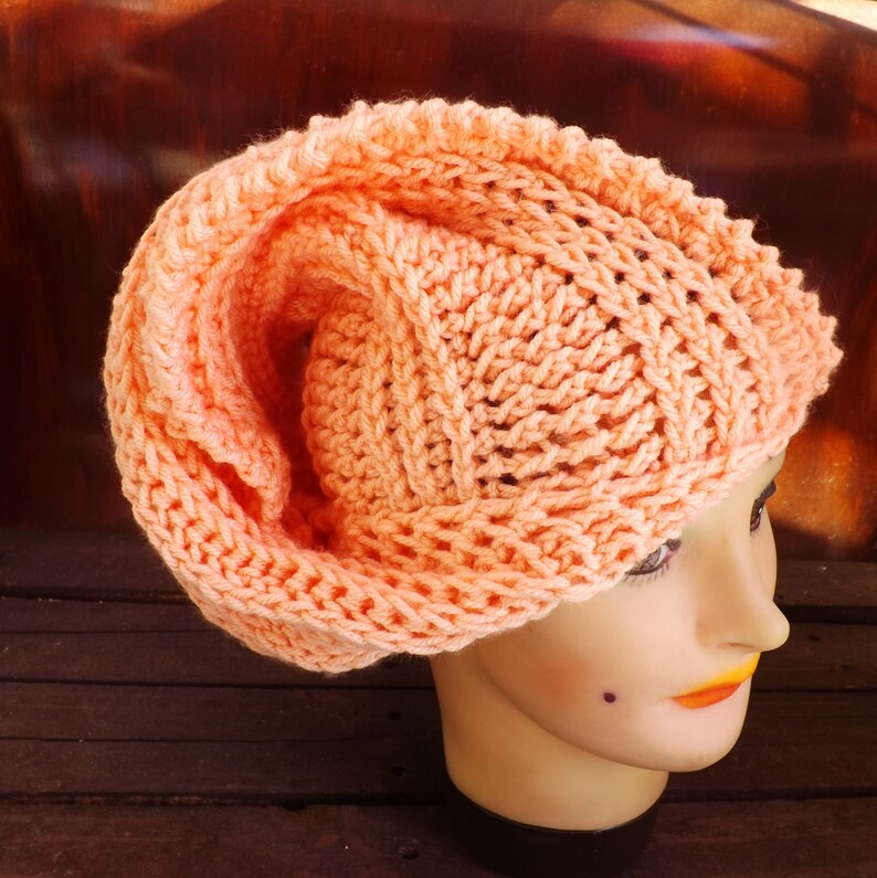 Best Gifts Deitra Crochet African Style Turban Hat Pattern  05356f91dce