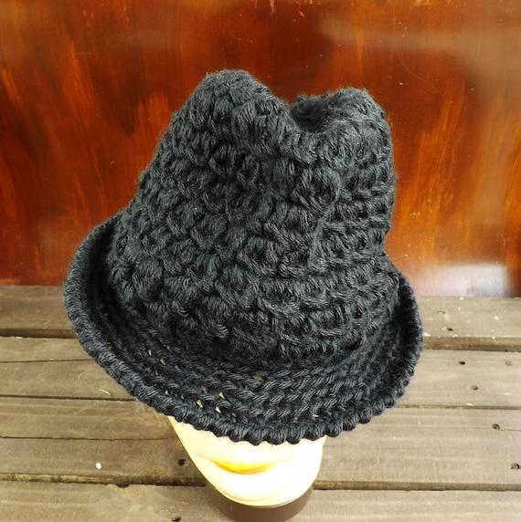 Crochet Hat Pattern Fedora Hat Pattern Crochet Pattern Hat Etsy