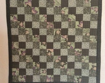Table Topper, Wall Quilt, Doll Quilt