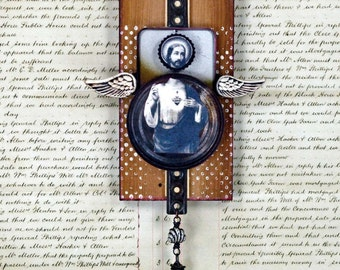 Assemblage Mixed Media - Redemeer