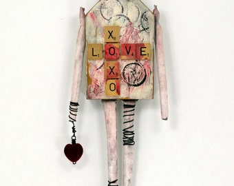 Art Doll Love