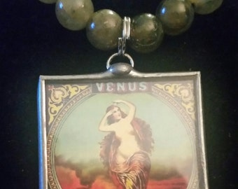 Libra Venus Necklace