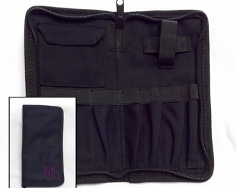 Zippered Tool Case, Single, Nylon