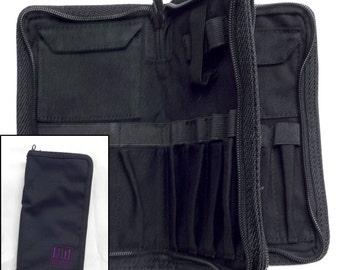 Zippered Tool Case, Double, Nylon
