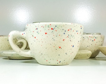 NEW Sweet Tooth glaze - Mug/Cup glazed in this Delightful glaze, this IS your NEW Every Day Mug!