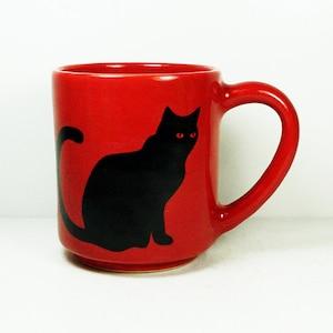 Chip Fyn Face Mug Italian Guy Stoneware Coffee Cup Mug Mugs Art Pottery