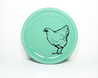 little plate chicken. Made to Order / Pick Your Colour