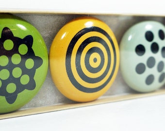 magnet set of roundness. (3pk)