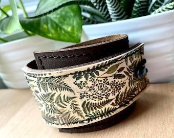 Wrap Cuff Bracelets