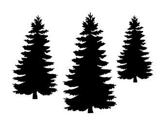 Bare Bleak Winter Trees unmounted rubber stamp scene building tree Halloween nature Autumn #24