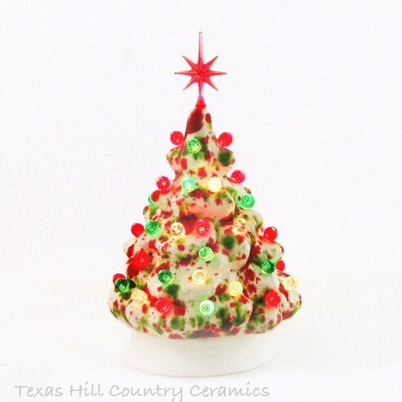 image 0 - Peppermint Christmas Tree