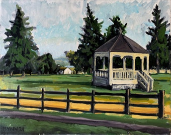 FV 1 - The Gazebo at Fort Vancouver in Vancouver, WA