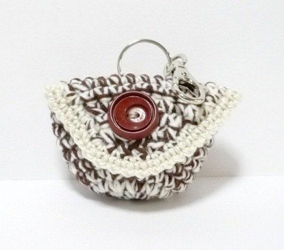Small Coin Purse Crochet Pattern Pouch Crochet Pattern Pdf Etsy