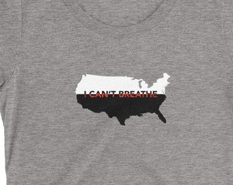 I Can't Breathe: Women's T-shirt